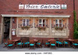 German Beer Garden Table by The Bier Garden German Stock Photos U0026 The Bier Garden German Stock