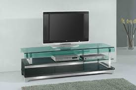 black wood wall mounted tv cabinet decorated stainless steel metal