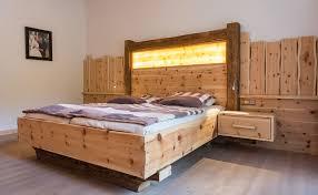 Schlafzimmer Holz Zirbe Schlafzimmer Zirbenholz 1911 Schreinerei Ignaz Paringer