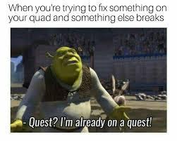Quad Memes - atv memes home facebook
