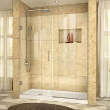 Leaking Shower Door Shower Tile Shower Doors For Redi Showers Frosted Install Door