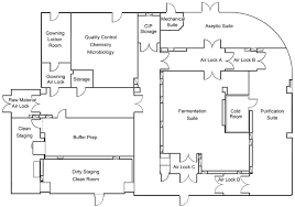 facility floor plan bpdf cgmp 150l facility college of engineering university of