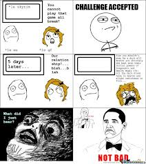 Meme Rage Maker - skyrim rage comic by serkan meme center