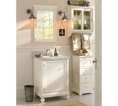 pottery barn bathrooms ideas marble top sundry tower pottery barn