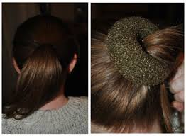 donut hair bun so juliet uk lifestyle beauty baking how to use a