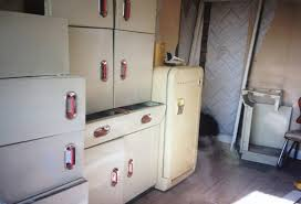 Rose Cabinets 1950s English Rose Kitchen Is Bloomin U0027 Marvellous Planet Sputnik