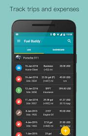 car mileage fuel buddy car management fuel and mileage log android apps