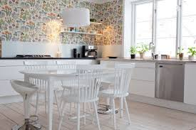 revetement mural pour cuisine revêtement mural cuisine murs personnalisés design sympa