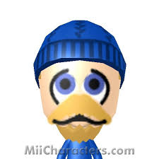 Donald Duck Face Meme - miicharacters com miicharacters com mii details for donald duck