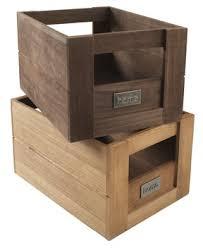 Jysk Storage Ottoman Wooden Crate Aslak W25xl35xh20cm Jysk Home Sweet Home