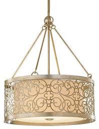 Mid Century Pendant Light Arabesque Drum Pendant Midcentury Pendant Lighting Jace Drum