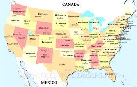 Us Maps Printable United States Maps Outline And Capitals Printable Usa