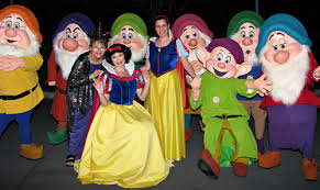 Dwarfs Halloween Costumes Love Characters Snow White