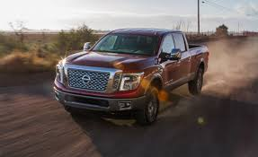 cummins nissan lifted 2016 nissan titan xd test u2013 review u2013 car and driver