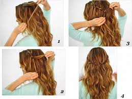 hair styles for a run cute easy diy hairstyles healthy beautiful