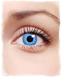 light blue cosplay contacts contact lenses for halloween horror shop com