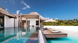 cheval blanc garden water villa luxury villa maldives