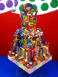 Candy Themed Centerpieces by 77 Best Candy Themed Bat Mitzvah Images On Pinterest Parties