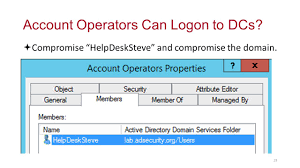 red vs blue modern active directory attacks detection