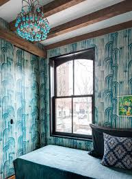 Kelly Wearstler Wallpaper by A Place On Cobble Hill