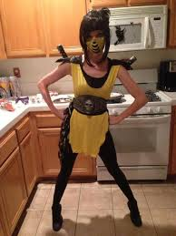 Halloween Costumes Mortal Kombat Cosplay Mortal Kombat Rue63 Scorpion Scorpion Rule63