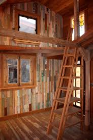 tiny texas deluxe homesteader cabin main living during