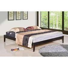 brown beds u0026 headboards bedroom furniture the home depot