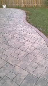 Patio Concrete Designs by Outdoor U0026 Patio Cool Concrete Patios For Your Outdoor Patio Ideas