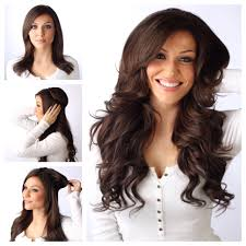 glamorous hair extensions our new layered halo has arrived built in gradual layers in each