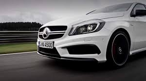 A Class Upholstery 2013 Mercedes A Class Amg A45 In Detail Commercial 2013 A Class