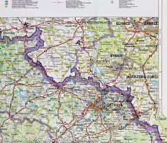 Map Of Czech Republic Map Of The Czech Republic And Slovakia Freytag U0026 Berndt