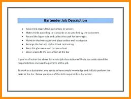 skills for resume bartending resume skills serving resume server bartender resume 9