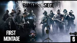 first rainbow six siege montage rainbow six siege montages