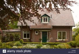 a dutch country house in otterloo stock photo royalty free image