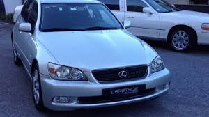 lexus station wagon 2000 lexus is 200 silver wagon plus youtube