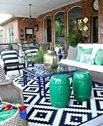 Outdoor Patio Rug Adding Outdoor Patio Rug Is The Best Way To Decorate A Patio