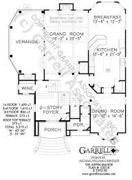 manor house plans aspen manor house plan house plans by garrell associates inc