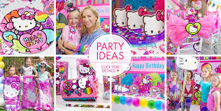 kitty party supplies kitty birthday ideas party