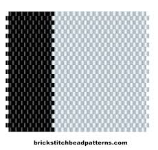 brick stitch bead patterns journal 2017