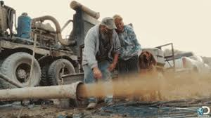 Backyard Oil Discovery
