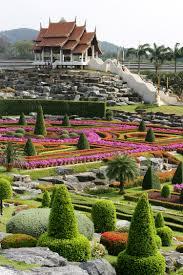 Nong Nooch Tropical Botanical Garden by Beautiful Nongnooch Botanical Garden Pattaya Thailand Amazing