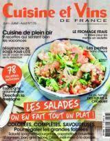 abonnement cuisine et vins cuisine vins de kiosque mag