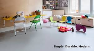 Living Room Flooring by Vinyl And Rubber Sheet Flooring In Beautiful Plain Colours U2014 The