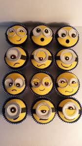 Halloween Cupcakes Cakes by Best 25 Minion Cupcakes Ideas On Pinterest Despicable Me Cake