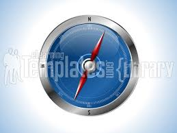 powerpoint gauge graphic chart thermometer template