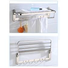 304 stainless steel bathroom toilet towel rack hanger buy towel