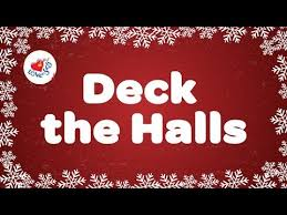 deck the halls with lyrics kids christmas songs children love