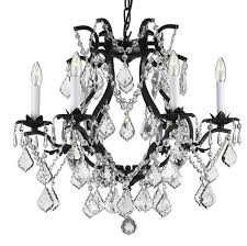 Black Iron Chandeliers Iron And Chandeliers Wrought Chandelier Lighting Country