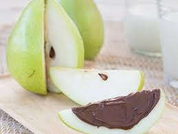 nutella the pear no matter what day of the week
