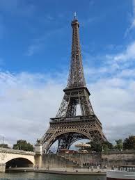 Large Eiffel Tower Statue Paris France A Hopeful Wanderings U0027 Trip Recap